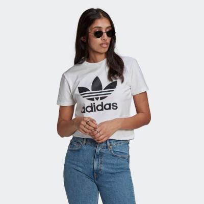 返品可 アディダス公式 ウェア・服 トップス adidas アディカラー クラシックス トレフォイル 半袖Tシャツ 半袖 nm_otd minime