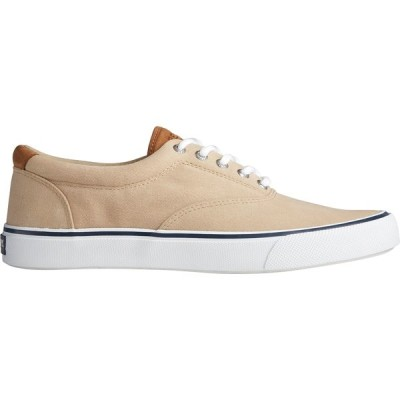 トップサイダー スニーカー シューズ メンズ Sperry Men's Striper II CVO Salt Wash Casual Shoes Chino