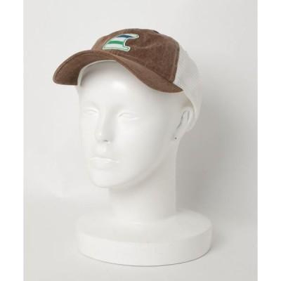 帽子 キャップ PIGMENT CAP FIN WPP ピグメント加工プリントキャップ
