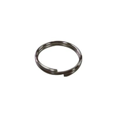 ニッサチェイン ニッケルWリング 0.8X5mm (50個入) P819
