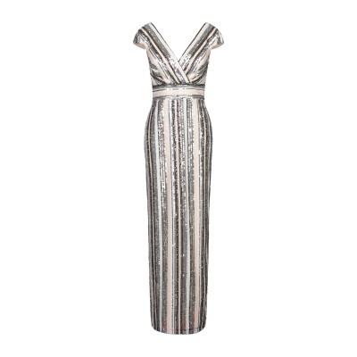 FOREVER UNIQUE ロングワンピース&ドレス ライトピンク 8 ポリエステル 100% ロングワンピース&ドレス