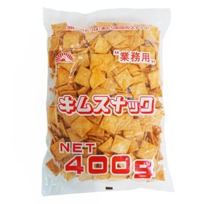 前田製菓 400g キムスナック 10入 (ケース販売) (Y10) 本州一部送料無料