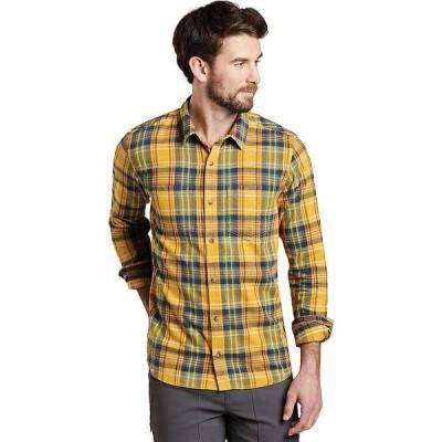 トードアンドコー メンズ シャツ トップス Toad & Co Men's Flannagan Slim LS Shirt