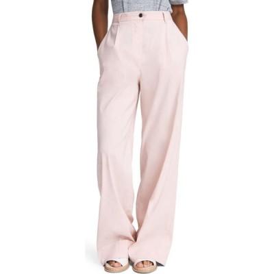 ラグ&ボーン RAG & BONE レディース ボトムス・パンツ ワイドパンツ Ivy High Waist Wide Leg Pants Mulberry Spritz