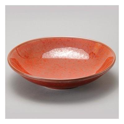 釉彩 ゆうさい 7.5めん皿 和食器 麺皿・麺鉢 業務用 カネスズ 約22.9cm 和食 和風 麺ボウル 冷やし中華