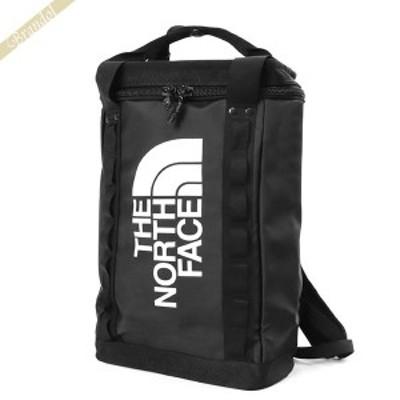ノースフェイス THE NORTH FACE メンズ・レディース リュックサック ヒューズボックス Explore Fusebox S 14L 2wayトートバッグ ブラック