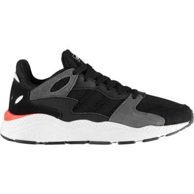 アディダス adidas メンズ スニーカー シューズ・靴 Crazychaos Trainers Blk/Grey/Red