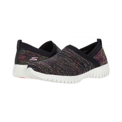SKECHERS Performance スケッチャーズ レディース 女性用 シューズ 靴 スニーカー 運動靴 Go Walk Smart - Eccentric - Black/Multi