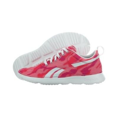 リーボックアスレチック シューズ 靴Reebok Royal Simple M44371 Comfy Ultralite ピンク ホワイト シューズ ミディアム (B M) レディース