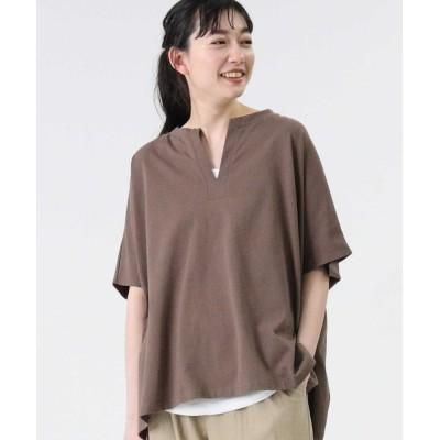 tシャツ Tシャツ 【RAG MACHINE】レイヤードカフタンTシャツ