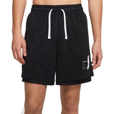 ナイキ カジュアルパンツ ボトムス メンズ Nike Men's KD Reversible Basketball Shorts Black