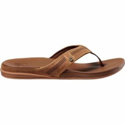 リーフ Reef メンズ ビーチサンダル シューズ・靴 Cushion Bounce Lux Flip Flops Toffee