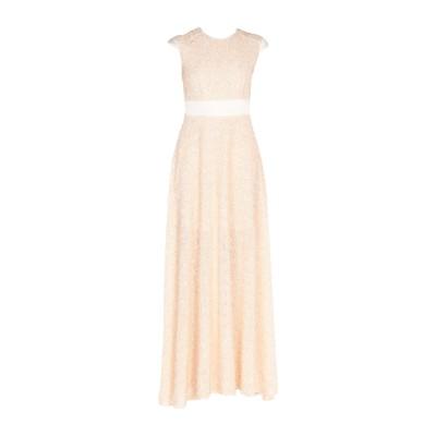マニラ グレース MANILA GRACE ロングワンピース&ドレス ライトピンク 44 ポリエステル 100% ロングワンピース&ドレス
