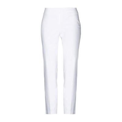 CARMEN パンツ ホワイト 48 コットン 97% / ポリウレタン 3% パンツ