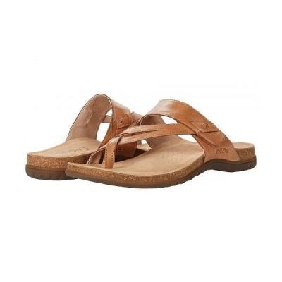 taos Footwear タオス レディース 女性用 シューズ 靴 サンダル Perfect - Tan