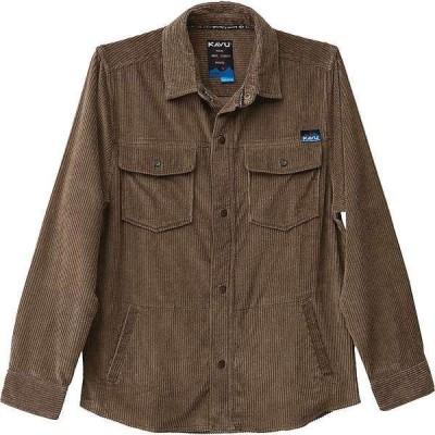 カブー メンズ シャツ トップス Kavu Men's Petos Shirt Jacket
