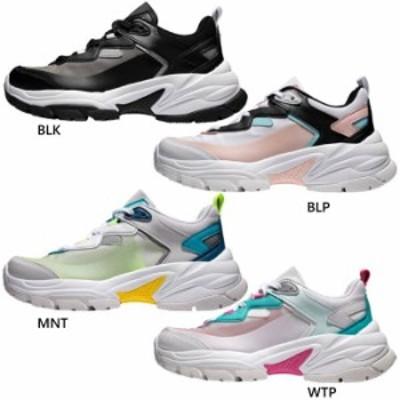 【送料無料】 アキクラシック AKIII CLASSIC レディース ミスティック MYSTIC スニーカー シューズ 紐靴 厚底 スポーティー カジュアル