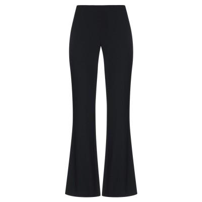 1-ONE パンツ ブラック 44 ポリエステル 80% / レーヨン 14% / ポリウレタン 6% パンツ