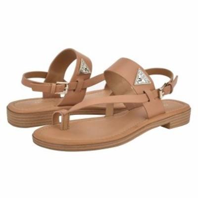 GUESS ゲス レディース 女性用 シューズ 靴 サンダル Geesa Medium Brown【送料無料】