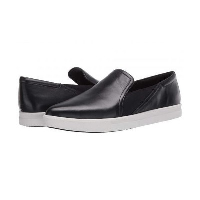Naturalizer ナチュラライザー レディース 女性用 シューズ 靴 スニーカー 運動靴 27 Edit Tyra - Black Leather