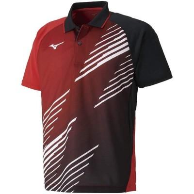 MIZUNO ゲームシャツ 82JA9007 カラー:62 サイズ:S