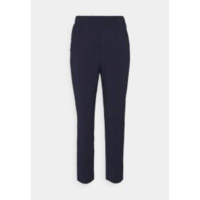 フリークエント レディース カジュアルパンツ ボトムス FQZELINA POCKET - Trousers - navy blazer navy blazer