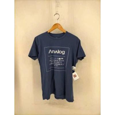 アナログ ANALOG クルーネックTシャツ サイズJPN:3 メンズ 【中古】【ブランド古着バズストア】