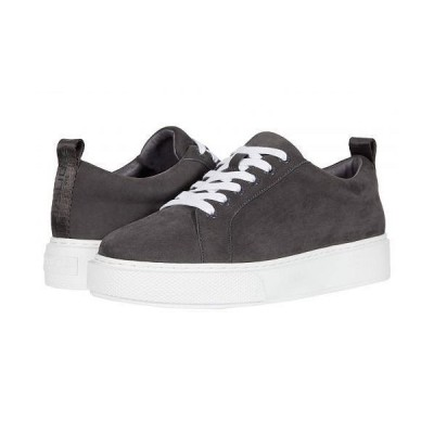 J/Slides レディース 女性用 シューズ 靴 スニーカー 運動靴 Delilah - Dark Grey Leather
