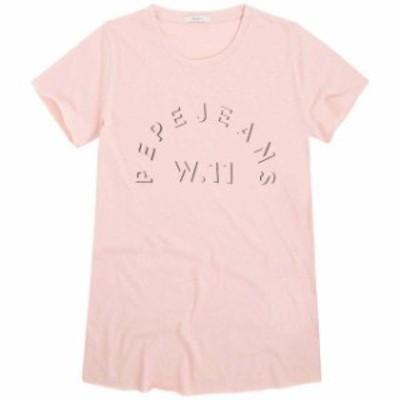 pepe-jeans ペペ ジーンズ ファッション 女性用ウェア Tシャツ pepe-jeans poppy
