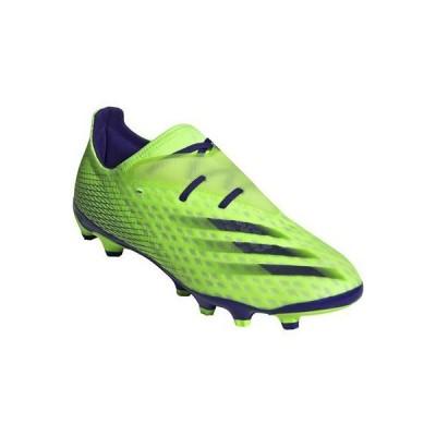【P2倍+10%OFFクーポン】アディダス adidas サッカー スパイク エックス ゴースト.2 HG/AG FW9570
