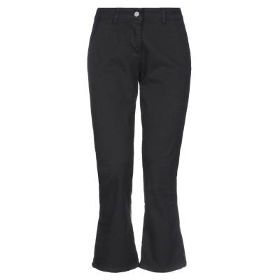 DODICI22 パンツ ブラック 40 コットン 97% / ポリウレタン 3% パンツ