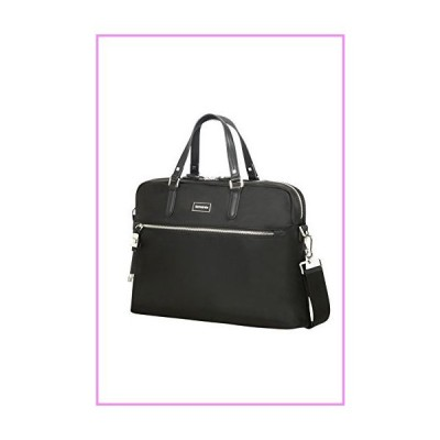 "【送料無料】SAMSONITE Karissa Biz - Bailhandle 15.6"" Briefcase, 40 cm, 10.5 liters, Black【並行輸入品】"