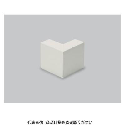 マサル工業 エムケーダクト付属品 外マガリ 130×60型 クリーム MDS1365 1個(直送品)