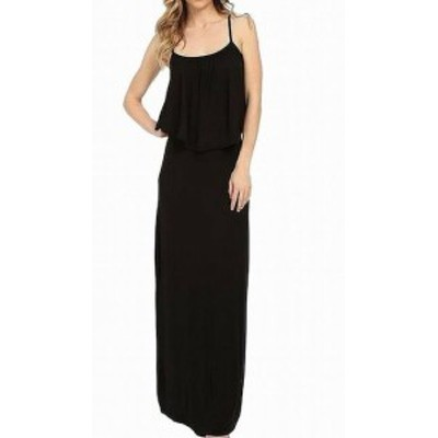 Culture Phit カルチャーフィット ファッション ドレス Culture Phit NEW Deep Black Womens Size Small S Layover Maxi Dress