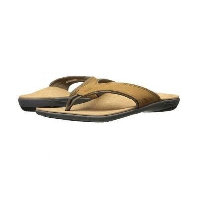 Spenco スペンコ メンズ 男性用 シューズ 靴 サンダル Yumi - Medium Brown