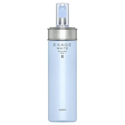 アルビオン エクサージュホワイト ホワイトライズ ミルク II 200g ALBION 化粧品 EXAGE WHITE WHITE RISE MILK II