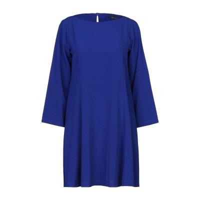 SISTE' S ミニワンピース&ドレス ブライトブルー XS ポリエステル 100% ミニワンピース&ドレス