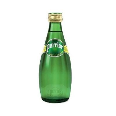 ペリエ (Perrier) オリジナル 炭酸水 瓶 330ml 「直輸入品] ×24本