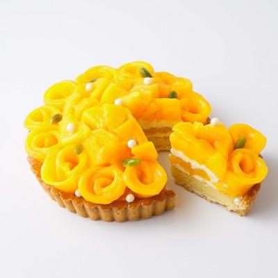 【SALON BAKE & TEA】タルト ア ラ マンゴー