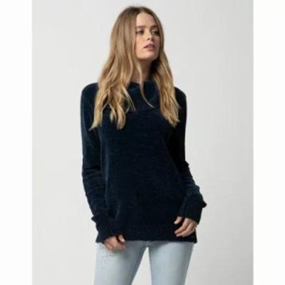 ボルコム ニット・セーター Cozy Cowl Neck s Sweater Navy