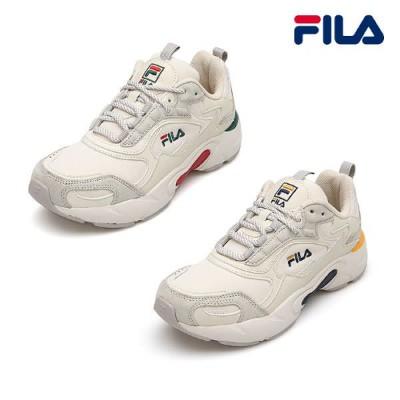 【FILA】 FILA ルミナンスユニセックススニーカー 1JM01238 (2種から択1)