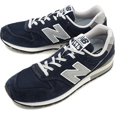 【SALE】ニューバランス newbalance CM996 メンズ レディース Dワイズ スニーカー 靴 NAVY ネイビー系 [CM996BN FW19]【日本正規品】