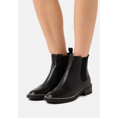 レイド ブーツ&レインブーツ レディース シューズ APPLE - Classic ankle boots - black