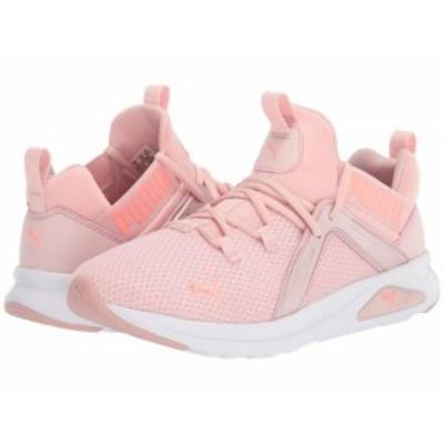 PUMA プーマ レディース 女性用 シューズ 靴 スニーカー 運動靴 Enzo 2 Shimmer Peachskin/Nrgy Peach【送料無料】