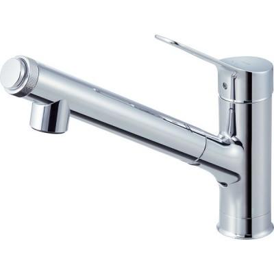 サンウェーブ/LIXIL JFAJ461SYXNJG5 オールインワン浄水栓 AJタイプ・エコハンドル 寒冷地用 [△]