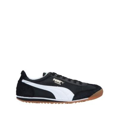 PUMA スニーカー  メンズファッション  メンズシューズ、紳士靴  スニーカー ブラック