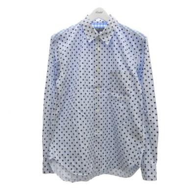 【SALE】COMME des GARCONS HO ストライプドットシャツ サイズ:S (堅田店)