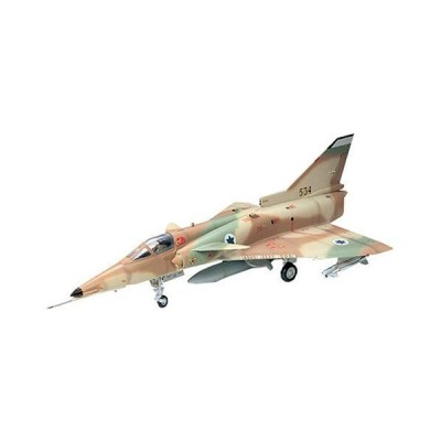 タミヤ 1/72 ウォーバードコレクション No.27 イスラエル空軍 IAI クフィール C-7 プラモデル 60727
