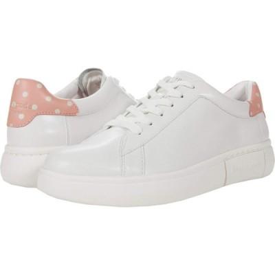 ケイト スペード Kate Spade New York レディース スニーカー シューズ・靴 Lift Optic White/Flirty Rose Cream