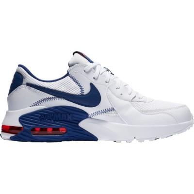 ナイキ Nike メンズ スニーカー シューズ・靴 Air Max Excee Shoes White/Red/Blue